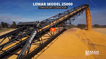 LeMar Pile-Conveyor-Video
