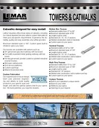 Towers & Catwalks Cover